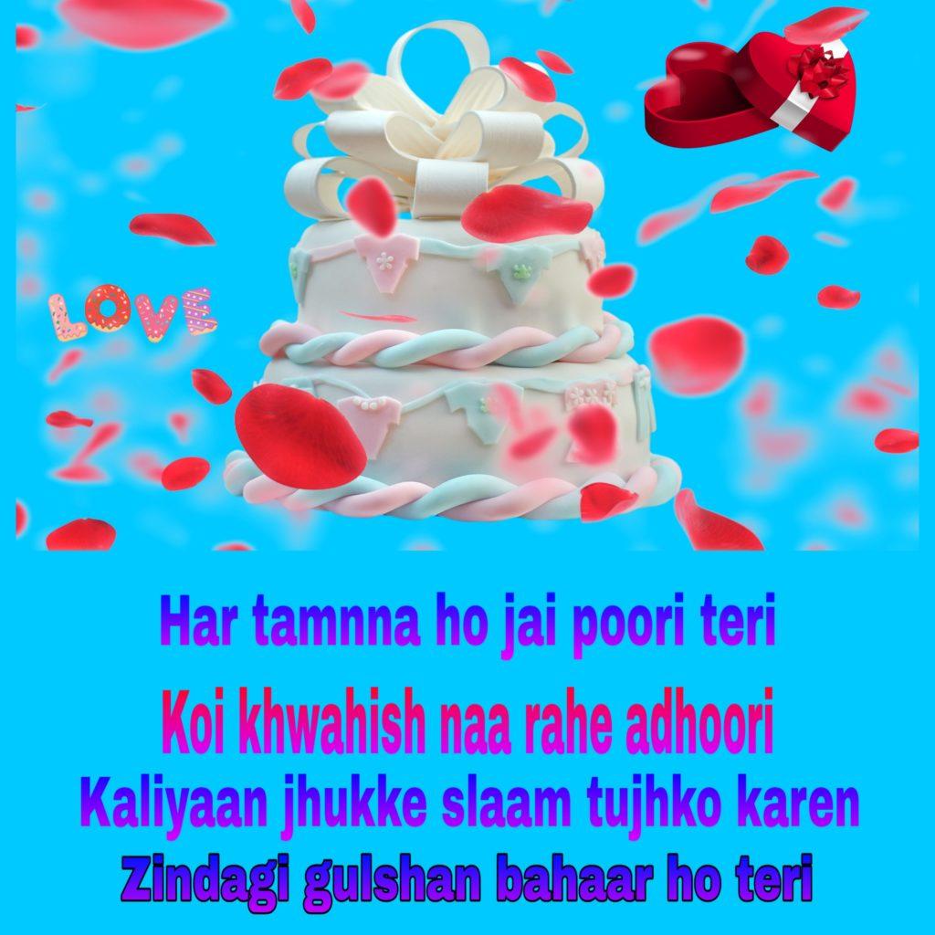 birthday shayri2019  lovepoetry
